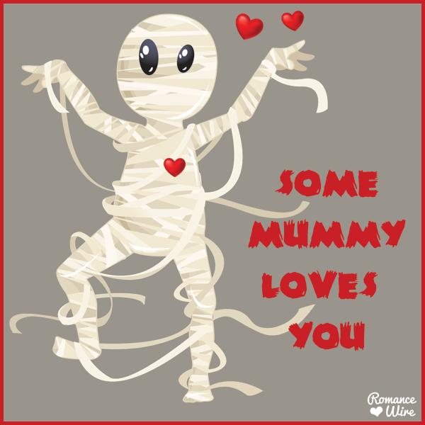 mummy romance